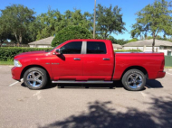 DODGE RAM 1500 [USA] Crew Cab Pickup (US)