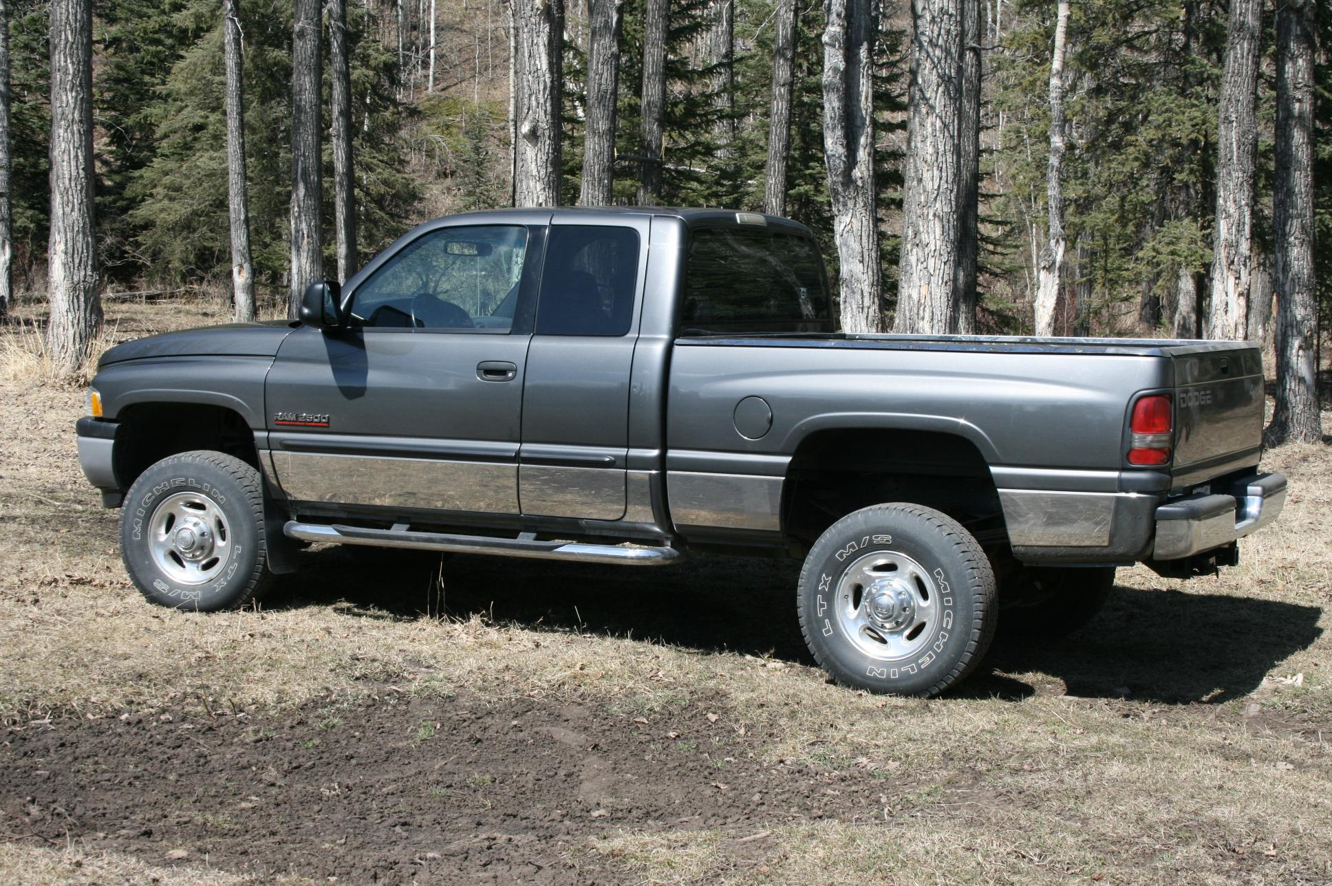 DODGE RAM 1500 [USA] Extended Crew Cab Pickup (US)