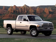 DODGE RAM 2500 [USA] Extended Cab Pickup (US)