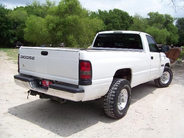 DODGE RAM 2500 [USA] Standard Cab Pickup (US)