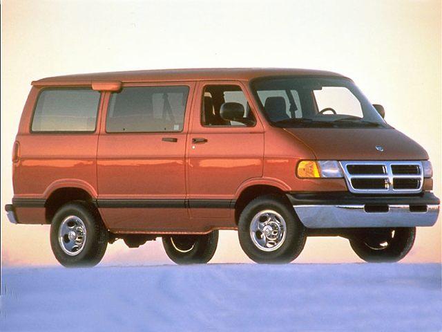 DODGE RAM 1500 VAN [USA] Standard Cargo Van (US)