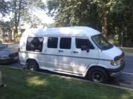 DODGE RAM 2500 [USA] Standard Cargo Van (US)