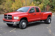 DODGE RAM 3500 [USA] Crew Cab Pickup (US)