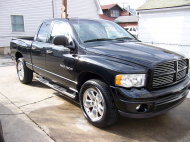 DODGE RAM 3500 [USA] Extended Crew Cab Pickup (US)