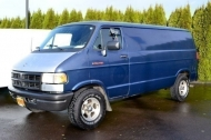 DODGE RAM 3500 [USA] Extended Cargo Van (US)