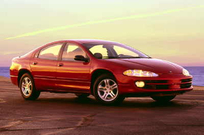DODGE INTREPID седан