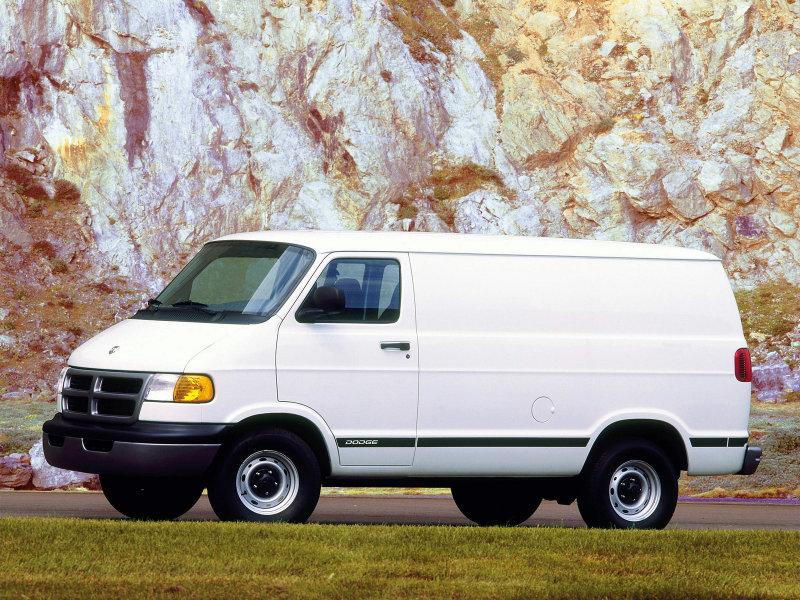 DODGE RAM фургон