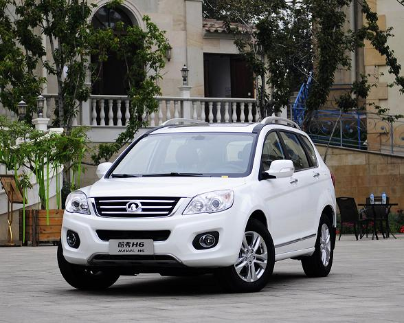 GREAT WALL HAVAL 6