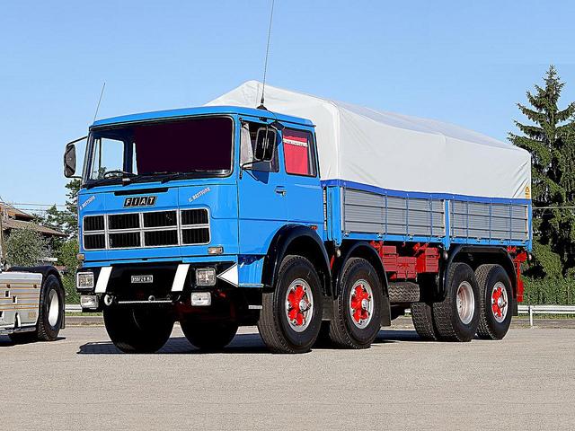FIAT Series 180