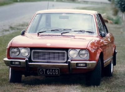 FIAT 124 седан