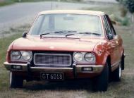 FIAT 124 купе