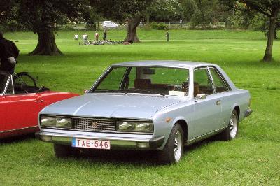 FIAT 130 купе