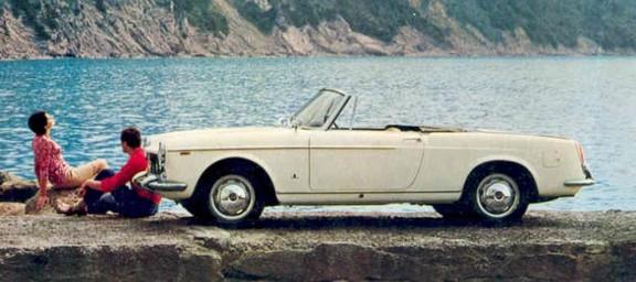 FIAT 1500 кабриолет