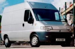 FIAT DUCATO фургон (230L)