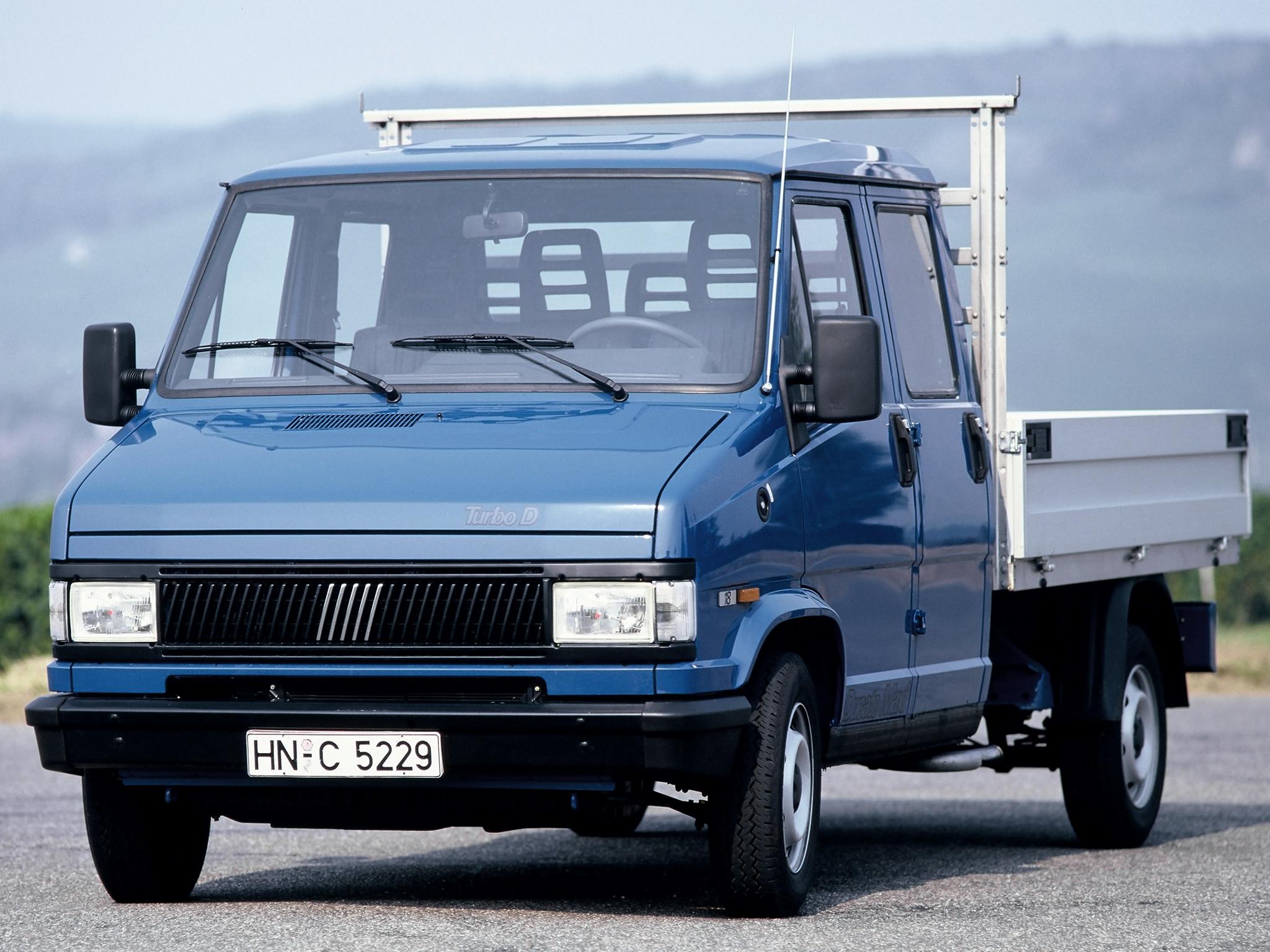 FIAT DUCATO грузовой (290)