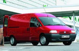 FIAT SCUDO фургон (220L)