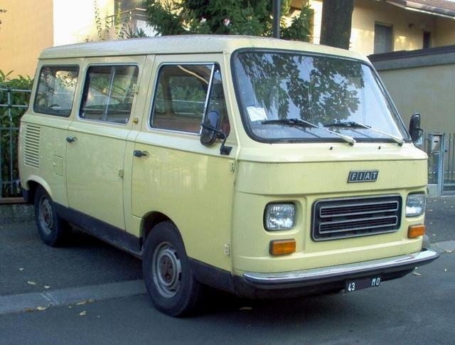 FIAT 900   T/E Pulmino