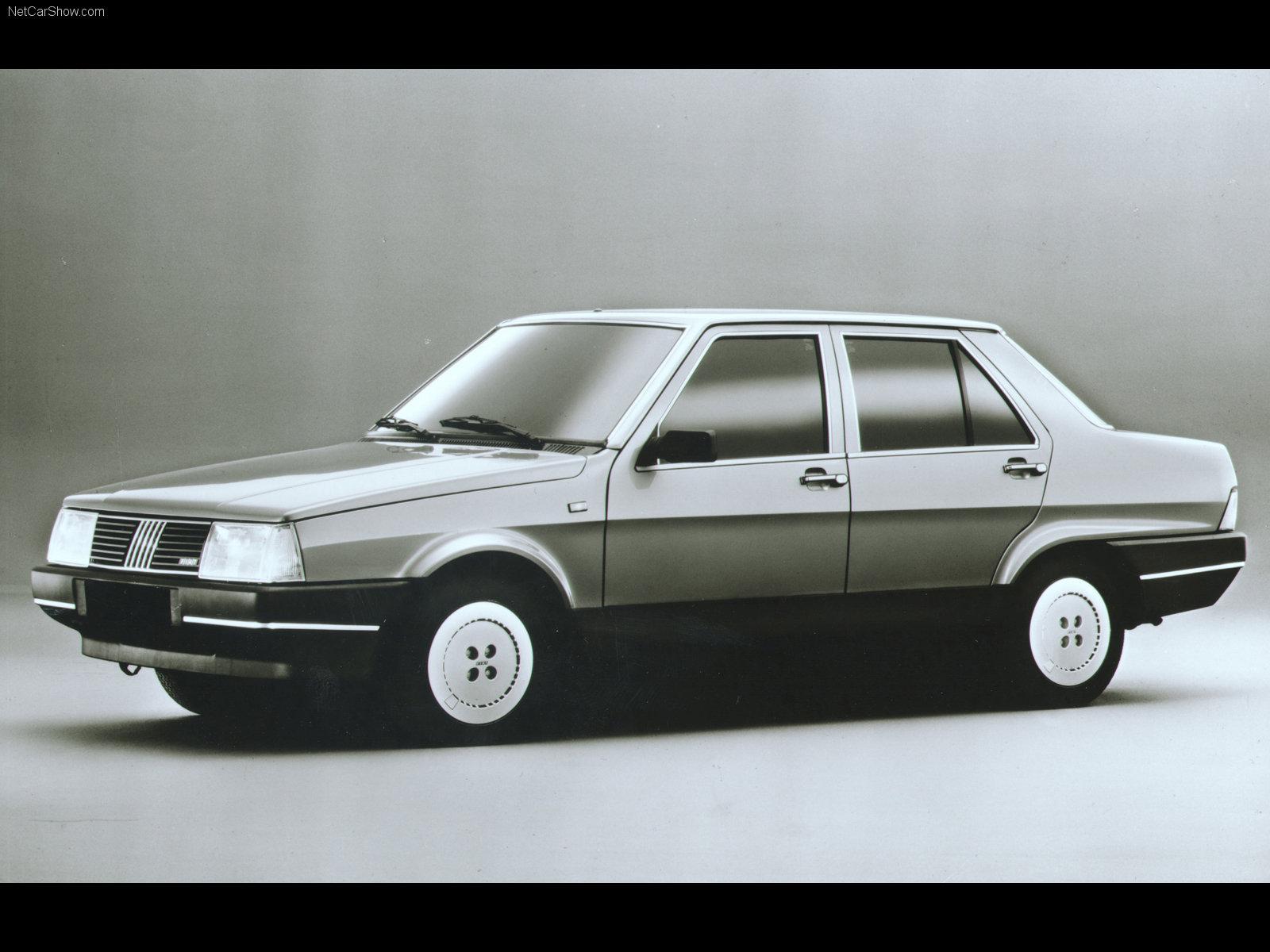 FIAT OGGI седан