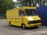 FIAT 242-SERIE фургон