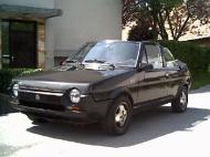 FIAT STRADA кабриолет