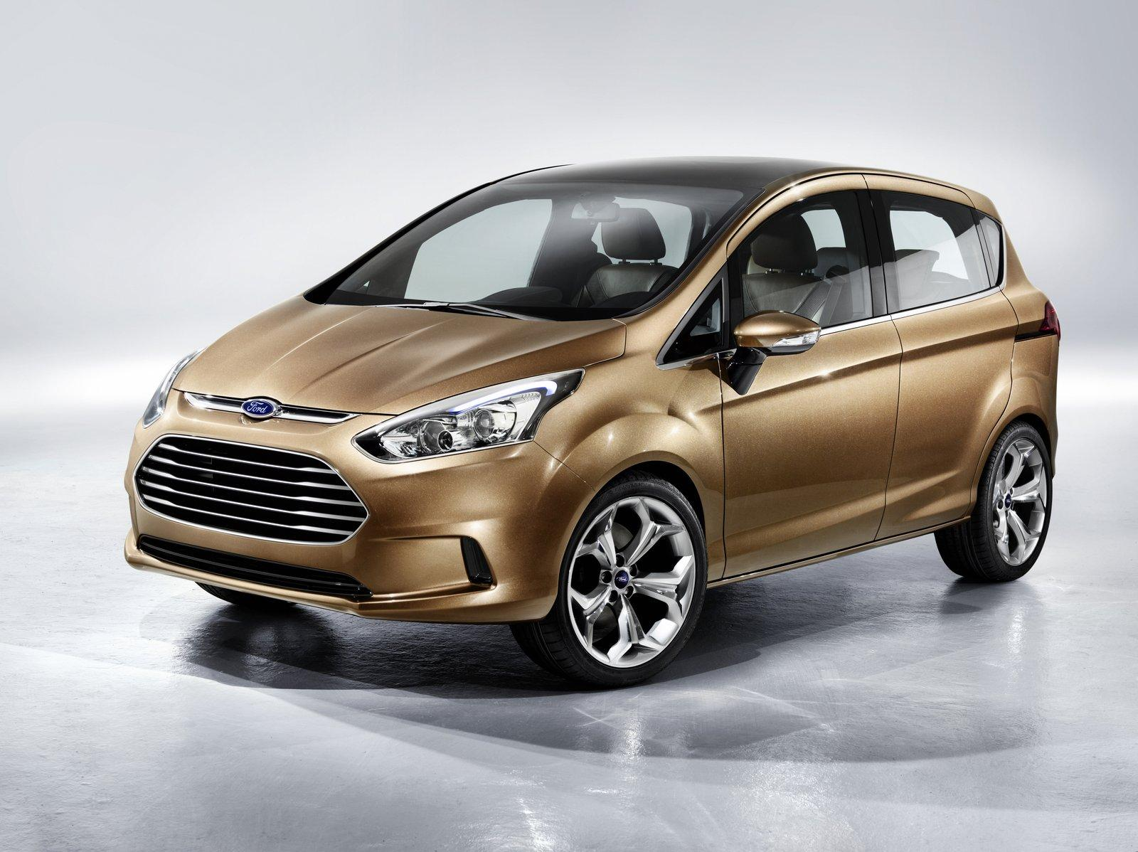 FORD / ФОРД B-MAX