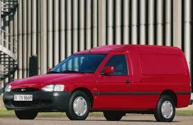 FORD ESCORT '95 фургон (AVL)