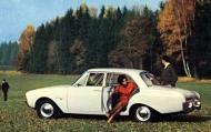 FORD TAUNUS 15M купе (23G)