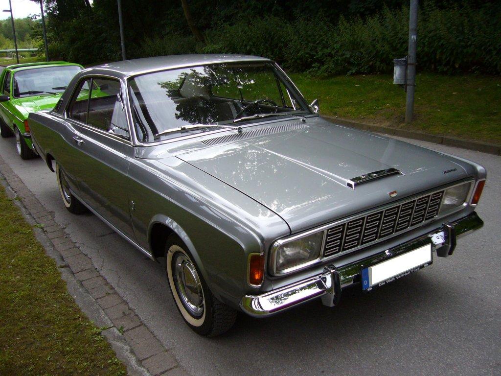 FORD TAUNUS 20M купе (43F)