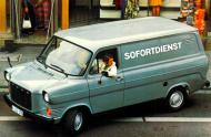 FORD TRANSIT фургон (81E)