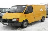 FORD TRANSIT Van (T_ _)