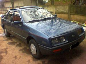 FORD SIERRA Break (BNC)