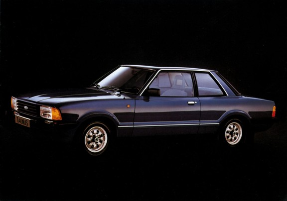 FORD CORTINA '80 (GBS, GBNS)