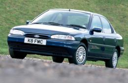 FORD MONDEO   седан (GBP)
