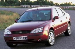 FORD / ФОРД MONDEO 3 (B5Y)