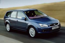 FORD FOCUS II Station Wagon (DA_)