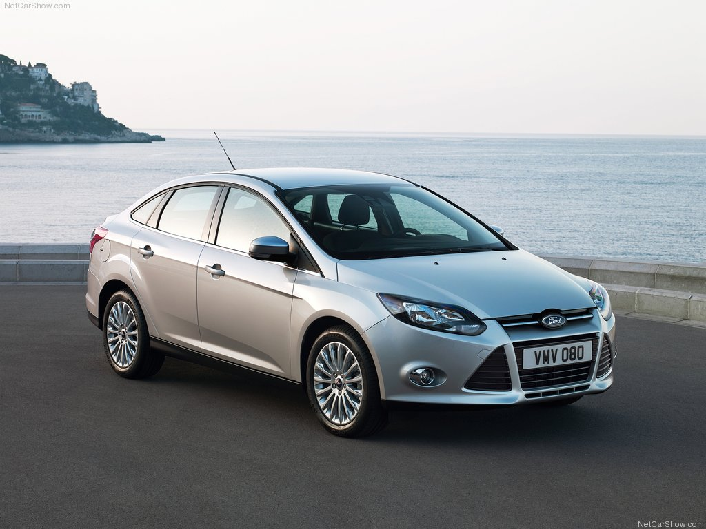 FORD FOCUS 3 седан (Фокус 3)