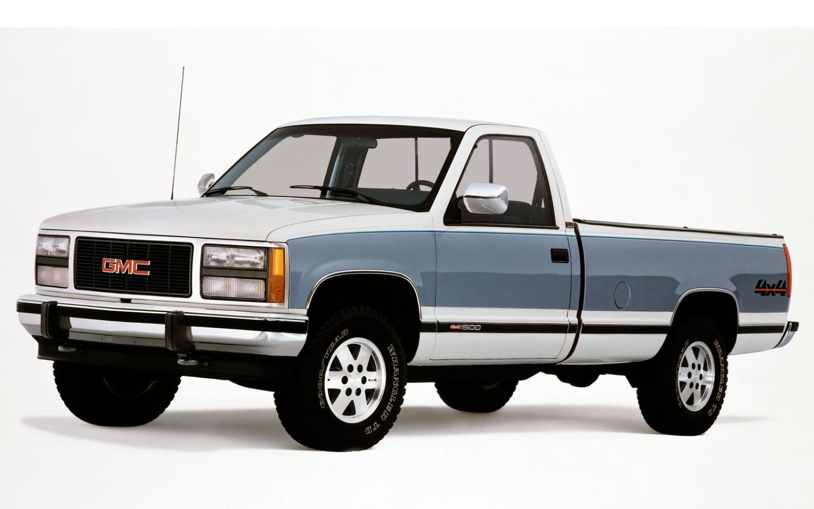GMC K1500 [USA] Standard Cab Pickup