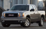 GMC SIERRA 1500 [USA] Extended Cab Pickup