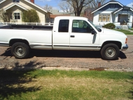 GMC C2500 [USA] Extended Cab Pickup