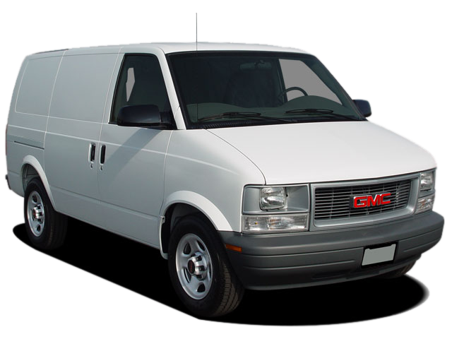 GMC SAFARI [USA] Extended Cargo Van
