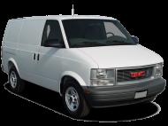 GMC SAFARI [USA] Extended Cargo Van