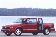 GMC SONOMA [USA] Extended Cab Pickup