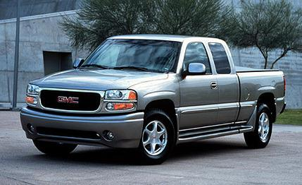 GMC SIERRA DENALI [USA] Extended Cab Pickup (US)