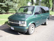 GMC SAFARI [USA] Standard Cargo Van (US)