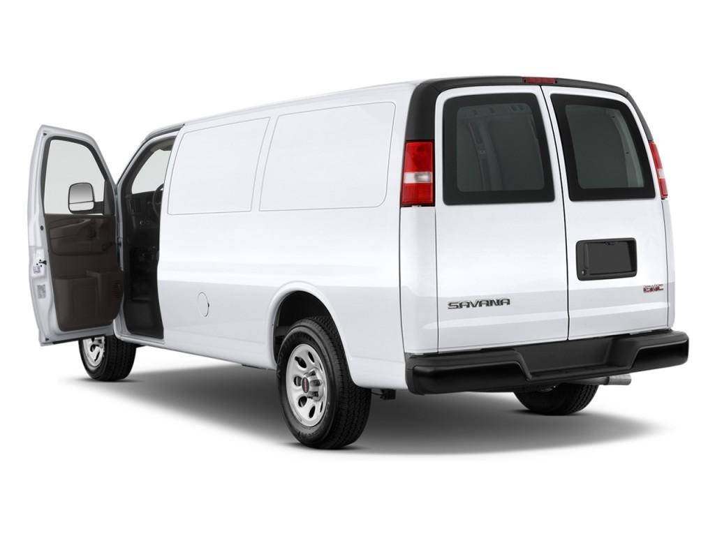 GMC SAVANA 1500 [USA] Standard Cargo Van (US)