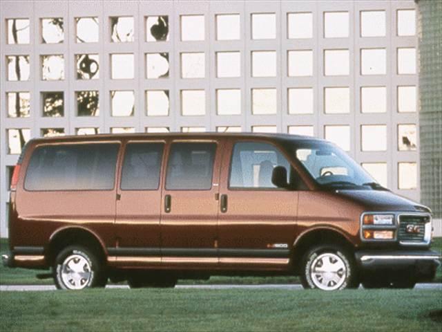 GMC SAVANA 2500 [USA] Extended Cargo Van (US)