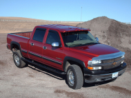 GMC SIERRA 2500 HD [USA] Crew Cab Pickup (US)