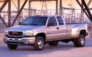 GMC SIERRA 3500 [USA] Crew Cab Pickup (US)