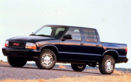 GMC SONOMA [USA] Crew Cab Pickup (US)