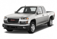 GMC CANYON [USA] Extended Cab Pickup (US)